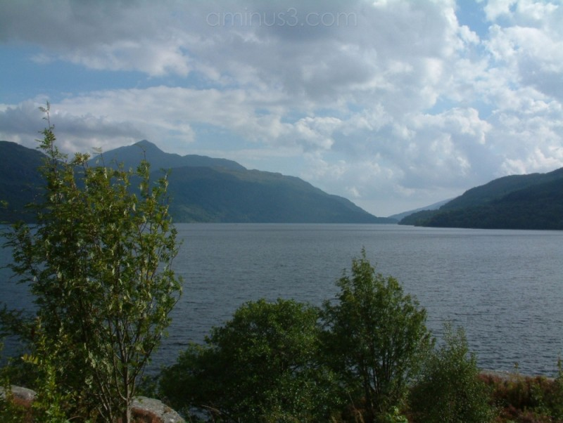 Loch Lomond from Inverbeg