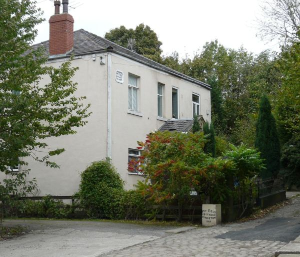 Pitfield Cottages, Kingston, Hyde, Cheshire