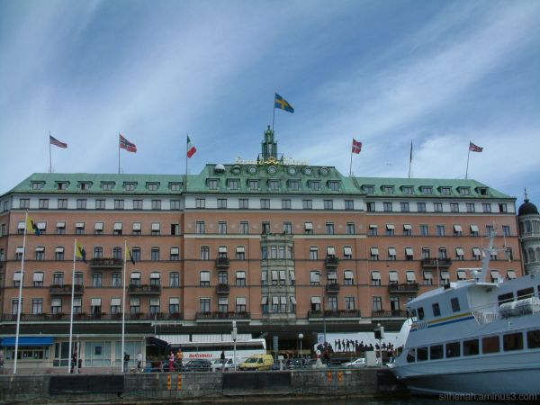 The Grand Hotel, Stockholm