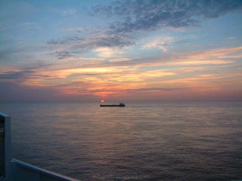 In the North Sea