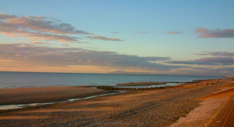 Cleveleys on the Fylde Coast