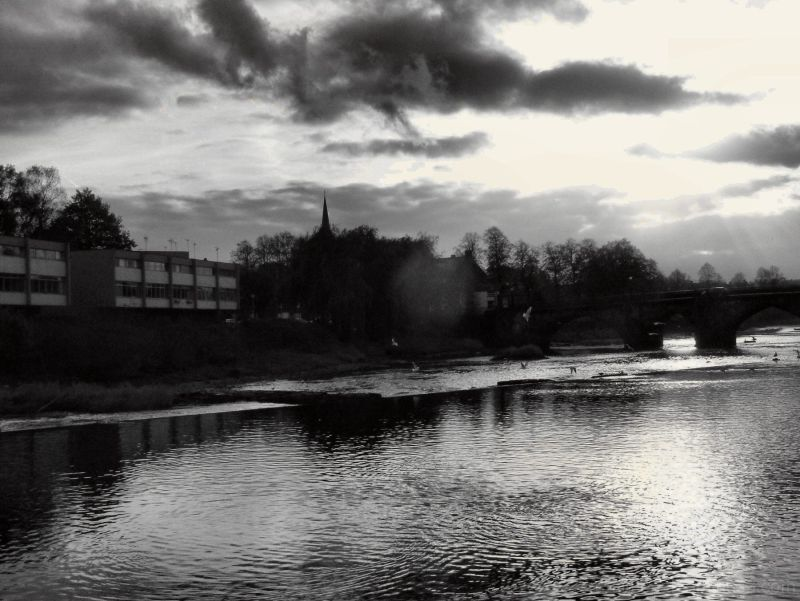 River Dee at Chester