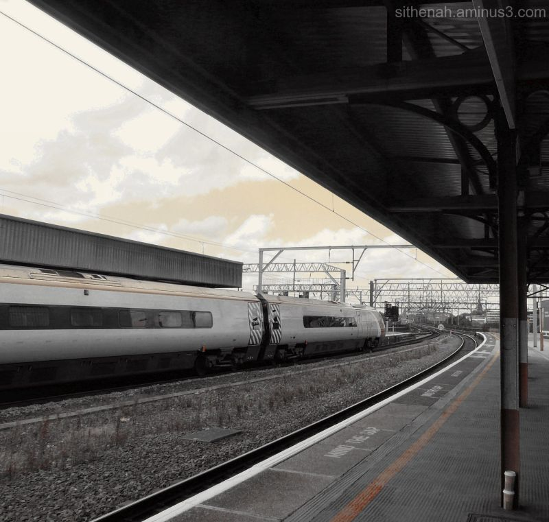 express at stockport station