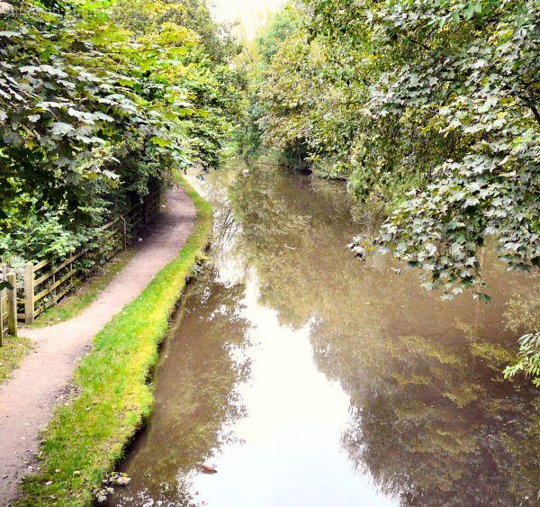 Peak Forest Canal, Dunkirk Bridge, Hyde