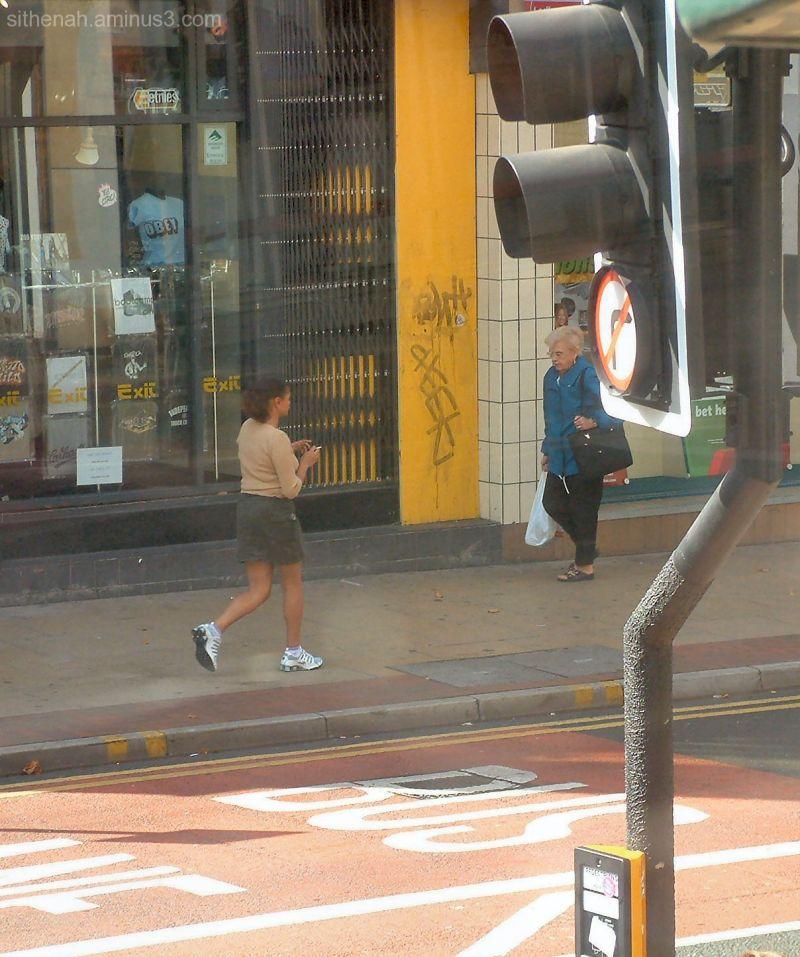 Manchester Street Scene