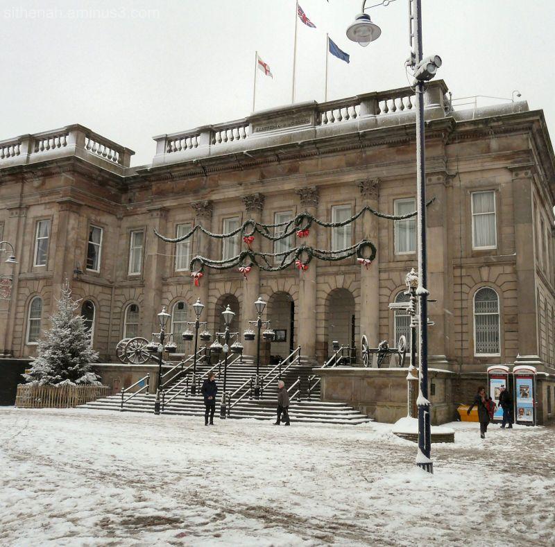 Ashton under Lyne Town Hall