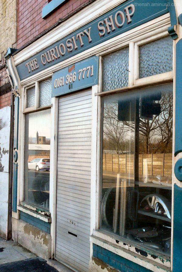 The Curiosty Shop
