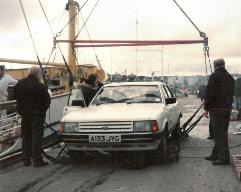 Orkney 1985