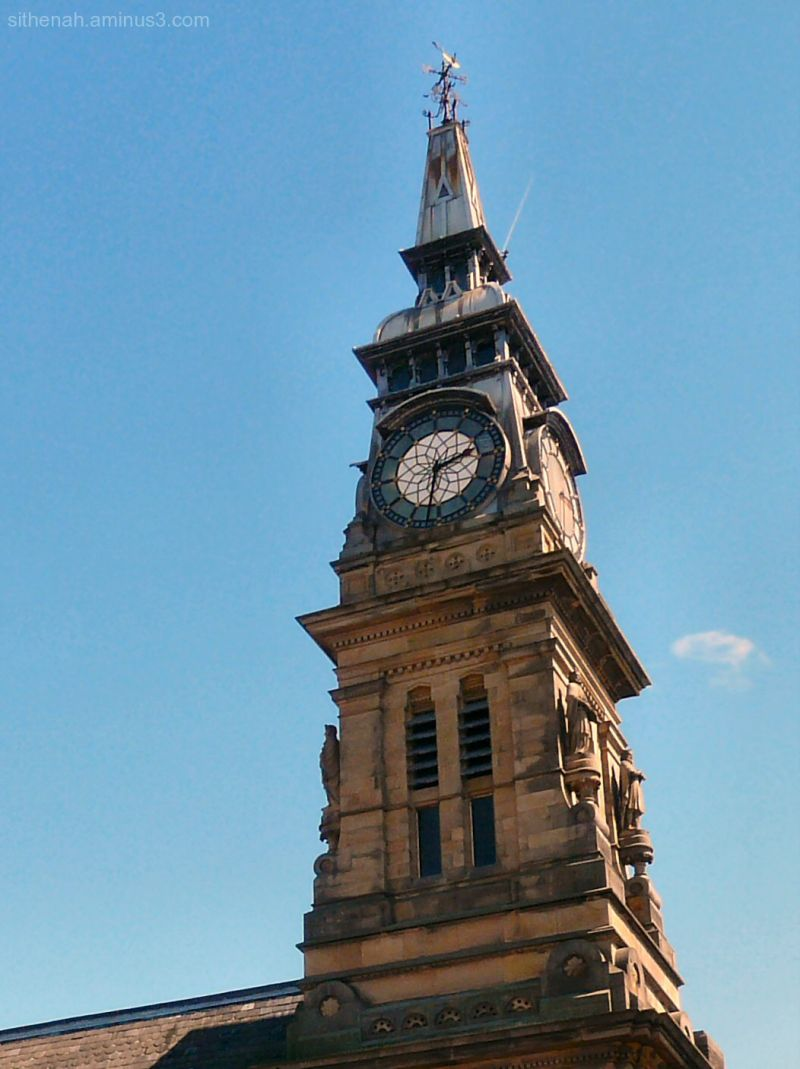 Atkinson Library Tower Southport