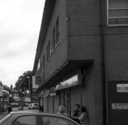 Fog Lane, Burnage,Manchester
