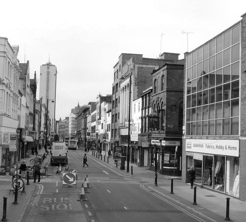 Oldham Street, Manchester
