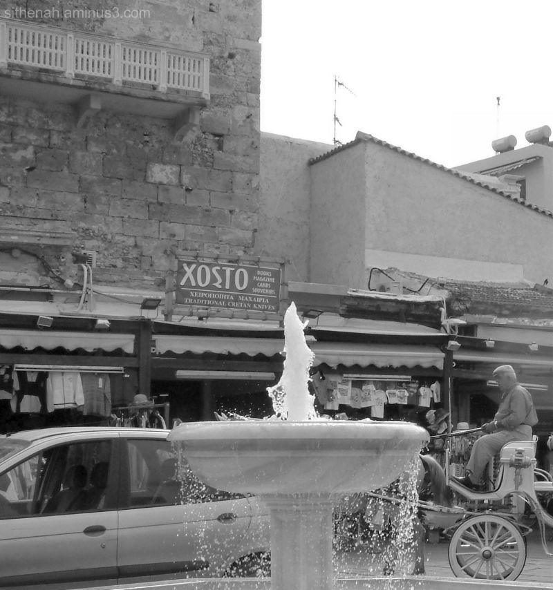 El Venizelou Square, Chania