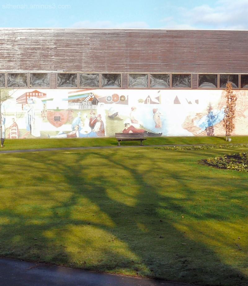 Denton Mural, Victoria Park