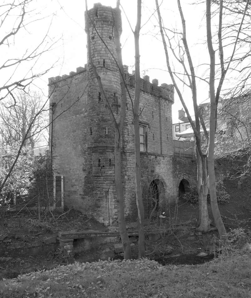 Brookbank Folly Castle Hyde