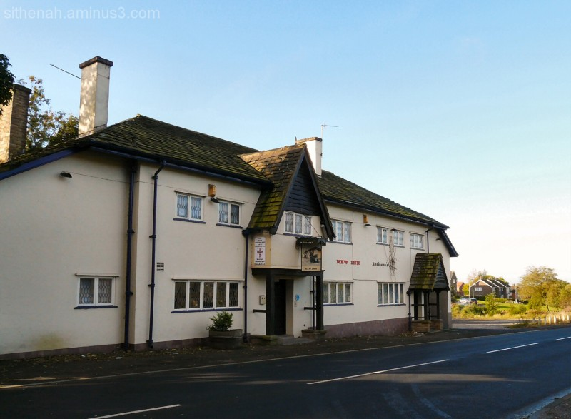 The New Inn, Mottram Road 2008