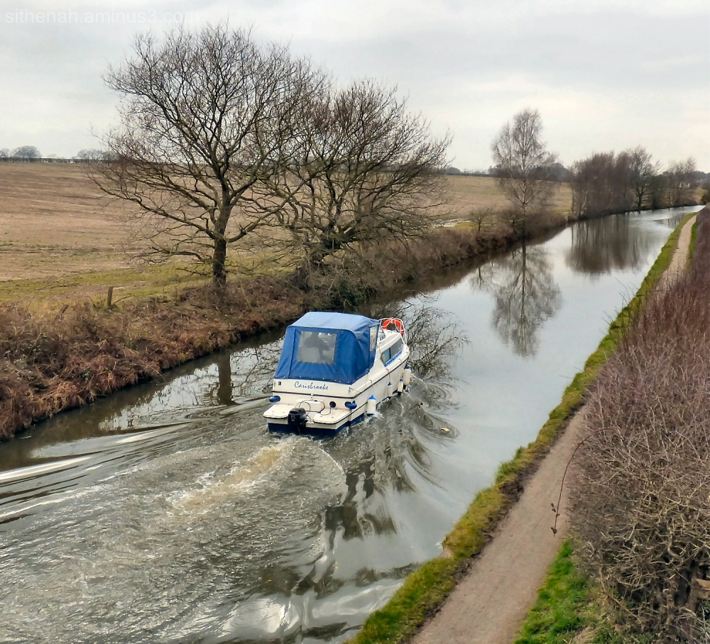 Carisbrooke on the Bridgewater Canal