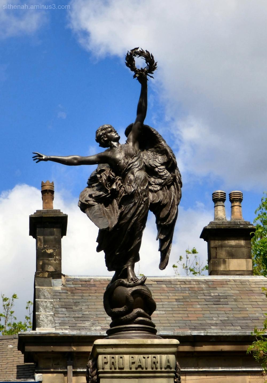 Glossop War Memorial