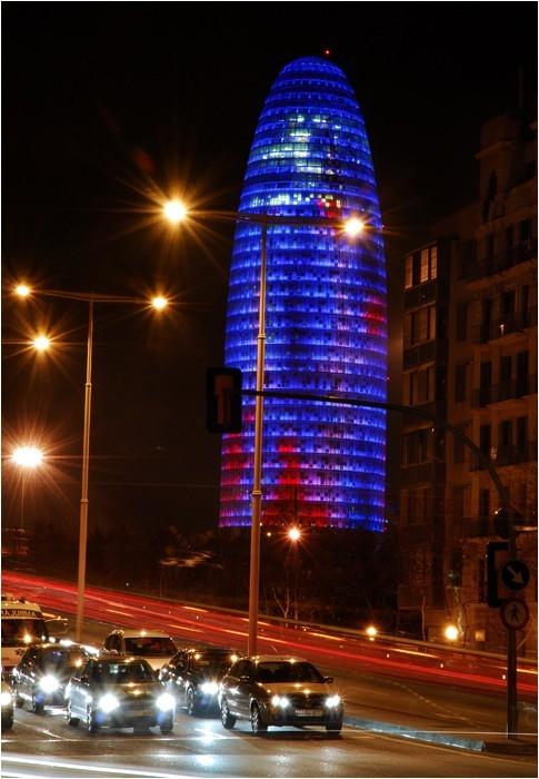 Torre Agbar - BCN
