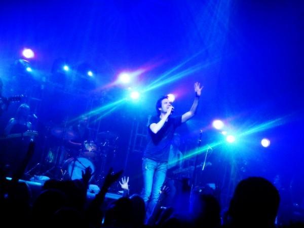 Pat Monahan concert @ House of Blues