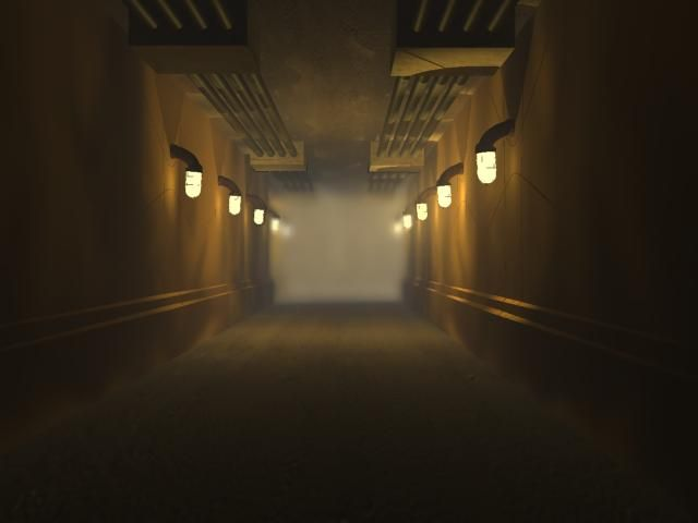Corridor of visibility