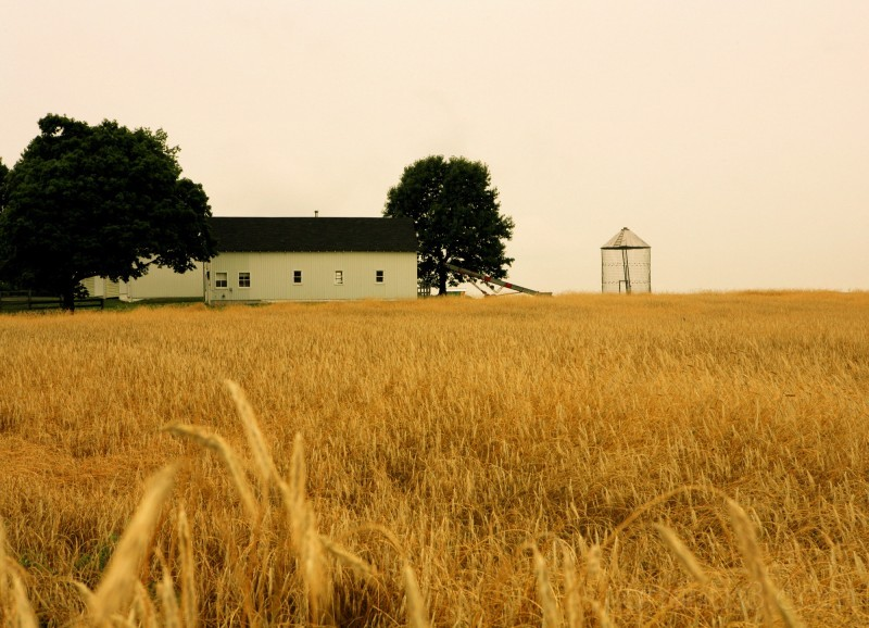 Guthriesville Pennsylvania Chester County farm