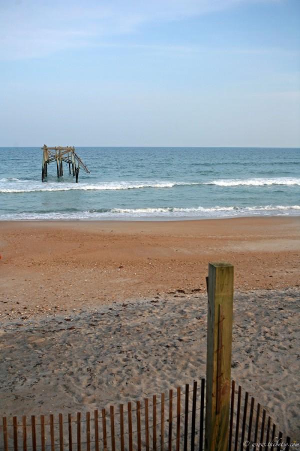 pier topsail beach north carolina