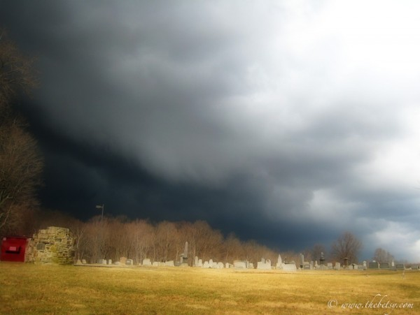 thunderhead st matthews clouds cemetary