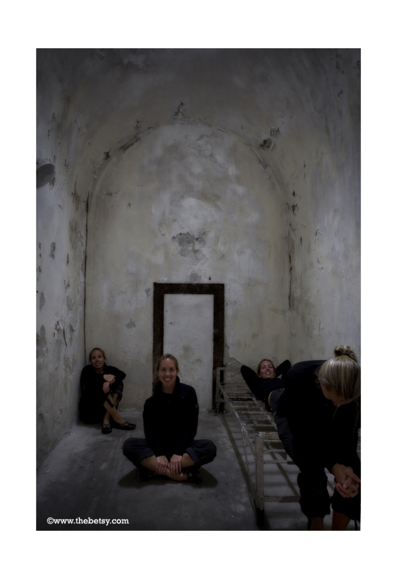 self-portrait, eastern-state-penitentiary, photosh