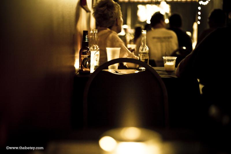 bar, late, night