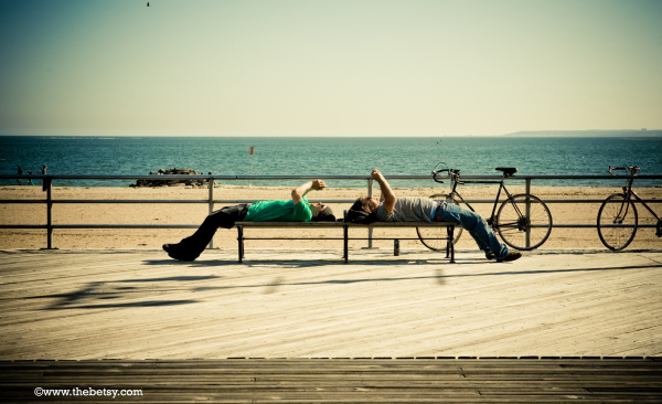 brighton-beach, boardwalk, sun, men, bench
