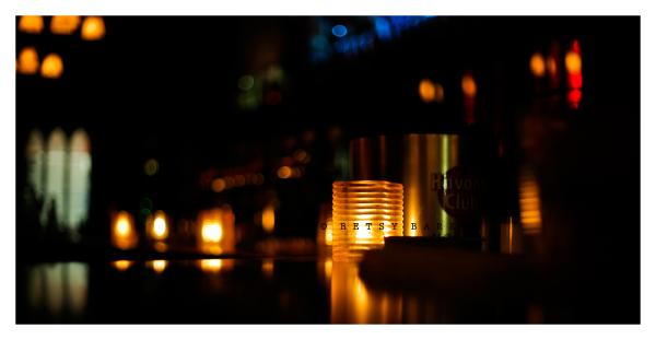 bar, bruges, belgium, night, lights, glow
