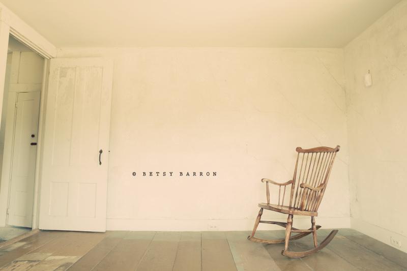 chair, room, empty, olson, maine