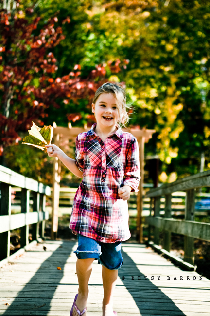 reese, daughter, portrait, fall, leaves