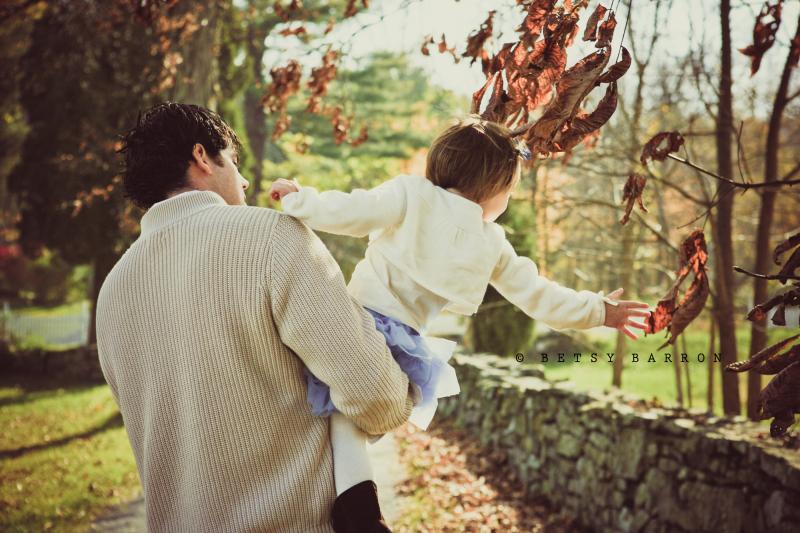 dad, daughter, family, portrait