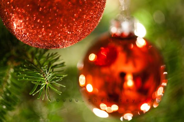 christmas, ornaments, tree, holidays