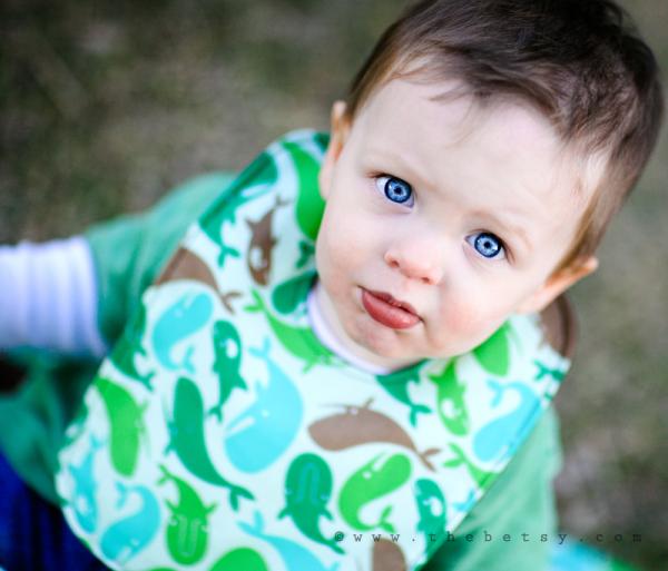 baby, boy, bib, lina_bean, blue, eyes