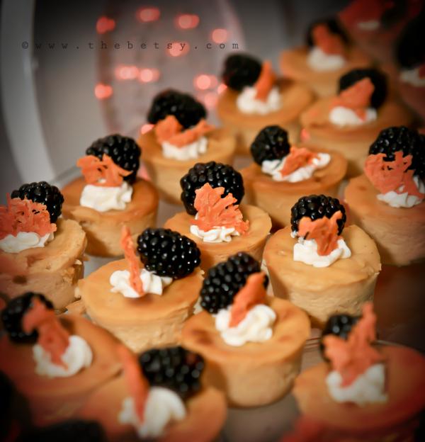 cheesecake, sweet_potato, event, blackberries
