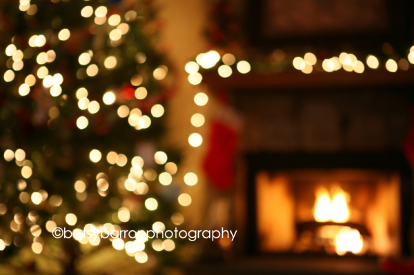 christmas, fireplace, warm, home, comfort, blurry