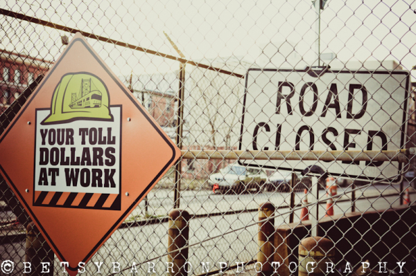 signs, philadelphia, construction