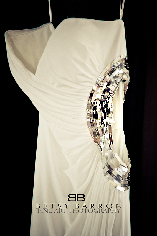 dress, white, sequin, sexy, couture, apparel