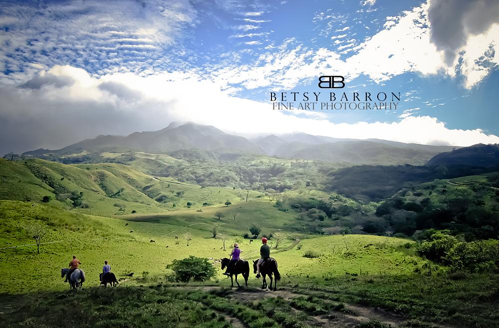 costa, rica, guanacaste, borinquen, resort, horses