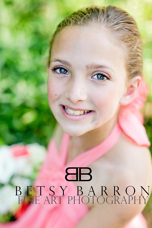 portrait, wedding, bridesmaid, junior, daughter