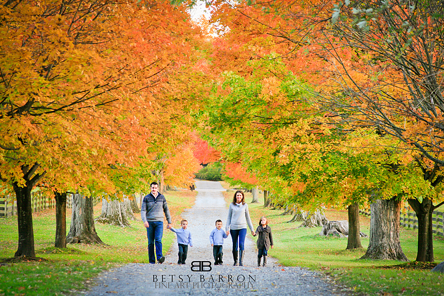 portraits, family, springton, children, autumn