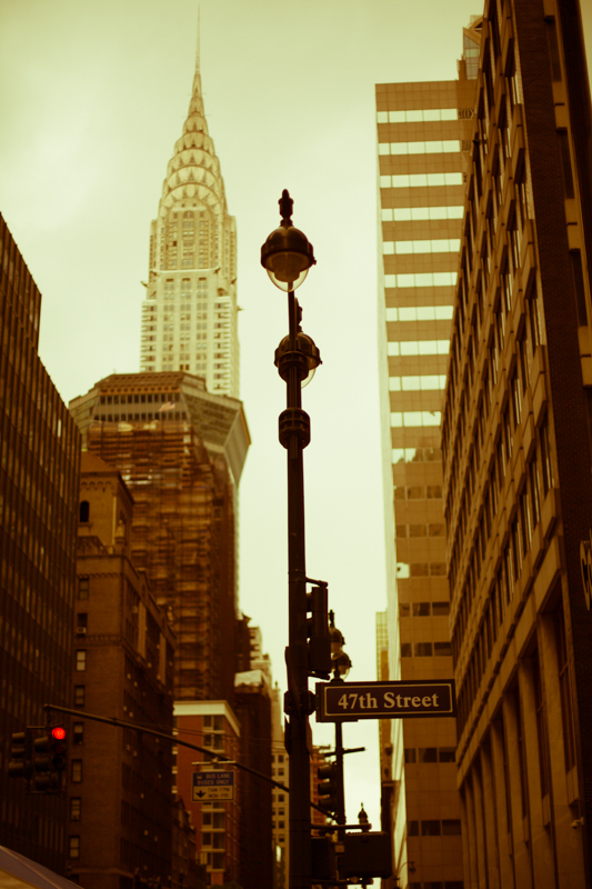 new, york, city, nyc, chrysler, building, city