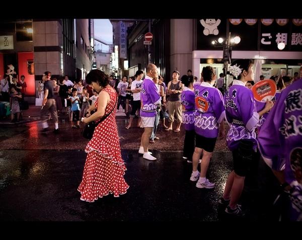 Flamenco en Japón