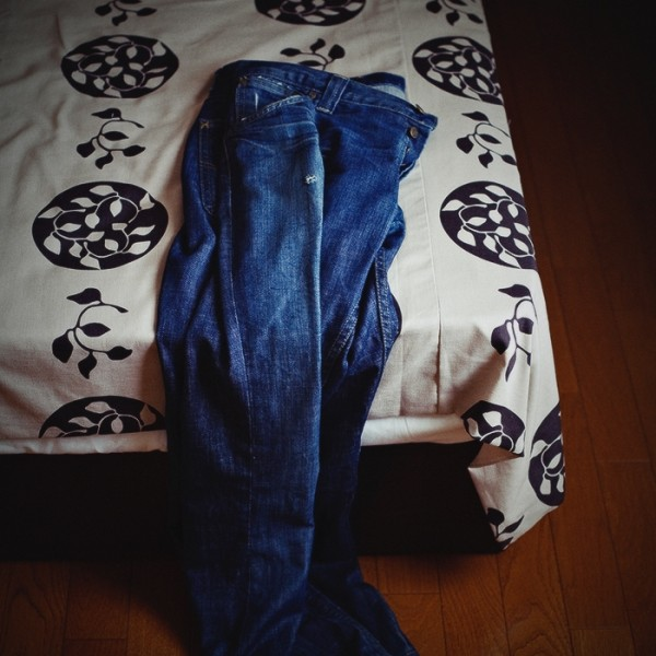 jeans in japan