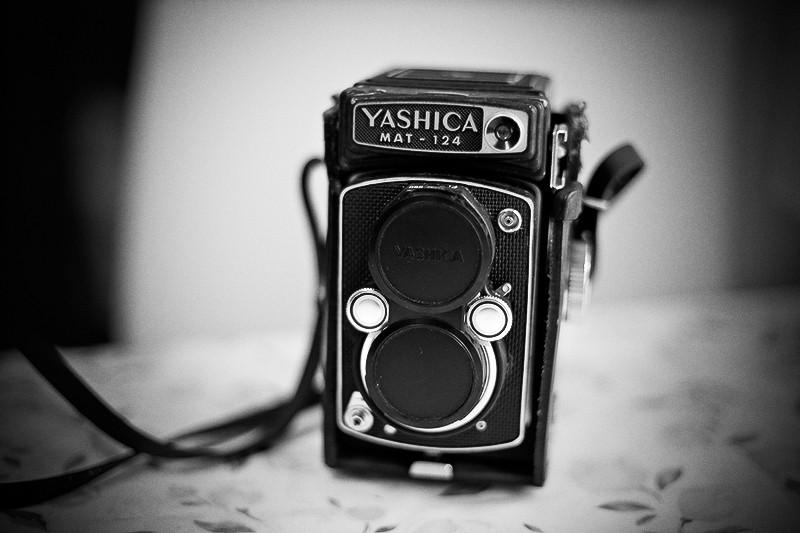 Yashica mat 124 japan