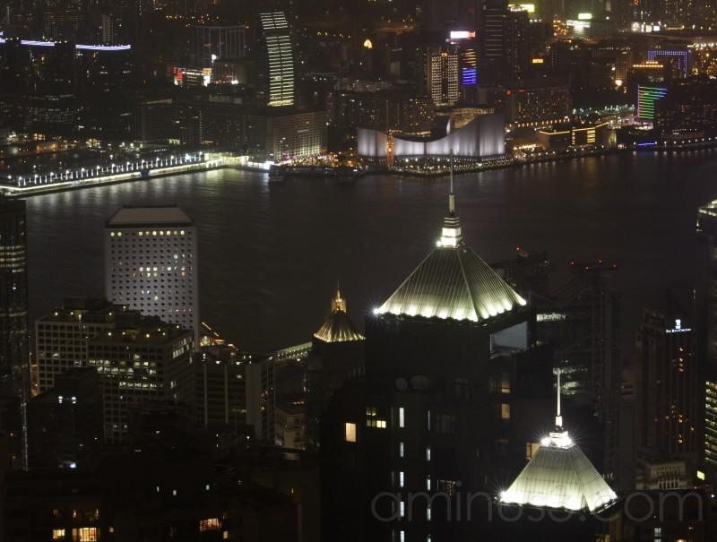 HongKong Night Scene