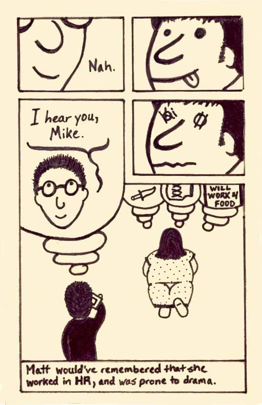 Jason Maxey Matt Timms HR Booby Trap comic cartoon