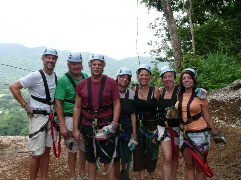 miss sky canopy tours